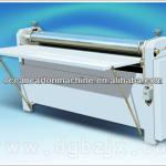 Manual Gluing Machine for corrugated paperboard-