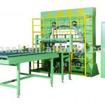 Hexagnal forming wrapping machine-