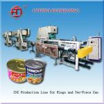 Two piece can production line,Two Piece Can-