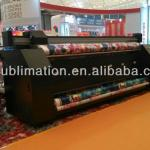 Digital textile printing machine-