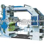 YT-4600 Four Colors normal speed Plastic film Flexographic Printing Machine-