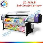 small sublimation printer UD-181LB with epson dx5 head hight resolution-