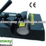 cup heat press machine approved by CE certificate CY80N-