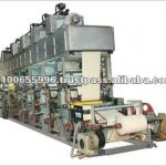 Rotogravure Printing Machinery-