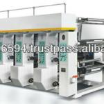 Flexo Printing Machine (rotogravure machine)-
