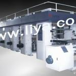 8 colour Gravure Printing machine-