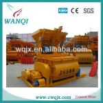 Wanqi High Efficient Concrete Mixer hot sale in 2013