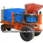 High quality shotcrete spraying machine with price