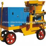 Hot selling underground shotcrete machine