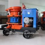 shotcrete machine for industrial furnace