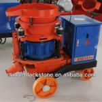 Electric driving shotcrete machine