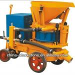 dry-mix concrete shotcrete machine