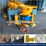 Low price best quality shotcrete machine widely usued in construction feild