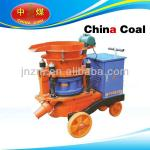 High-quality Dry mix Shotcrete Machine on Fair