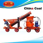 hot selling HSP-series diesel shotcrete machine