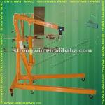 promotion toppest quality mini foldable shop crane