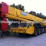 kato used mobile crane 80t