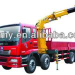 8 ton Crane truck/high quality cane with truck/high efficiency crane truck