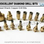 High Quality Glass Drill Bit ( Diamond Drill Bits, Glass Drill Bits, Core Bits, Countersink, Counter Sunk, Countersinking )