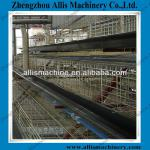 Galvanized Chicken Farm Cage For Nigeria And Africa-