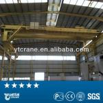 Famous and best overhead crane manufacturer in China passed ISO CE SGS-