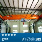 China made single girder electric overhead crane-