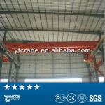 Widely used overhead crane for construction double beam with high work class-