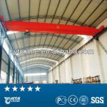 China made single girder factory overhead crane-