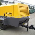 diesel screw air compressor for drilling rig 10m3/min 13bar-