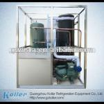 Automatic 5Tons/day Tube Ice Maker (Transparent Ice)-