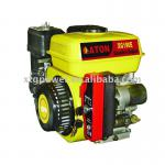 ATON 15hp Air-Cooled 10.5/11.7kw single cylinder Gasoline Engine-