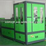 Plastic bottle cap forming machine-