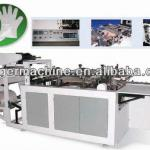 Automatic Plastic Glove Making Machine-