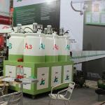 JG full automatic pu shoe-making(sole) pouring machine-