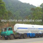 Top Sale Cryogenic Liquid Semi-tanker-