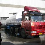 Strong Vaccum Liquid Tanker Trailer-