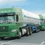Top Design Cryogenic Tanker-