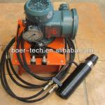 mining industry electrical cable tensioning machine-