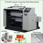 Automatic Cashier Paper Rolls/ATM/Thermal paper Slitting Machine RYFQ-900-