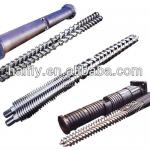 screw barrel for blowing film-