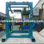 Automatic Used Truck Tyre/tire retreading-Building machine-