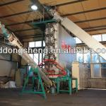 recycled rubber desulphurizing machine-