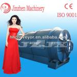 JINZHEN 6th generation tyre recycling equipment-