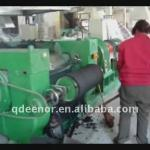 reclaimed rubber sheet making machines from waste tyre to reclaimed rubber sheet-
