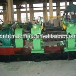 Rubber refining mill used in rubber reclaimed line-