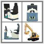 2013 Excavator training instrument-