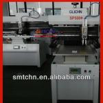 PCB solder paste printer/semi automatic solder paste printing SP500/SMT solder paste printing machine-