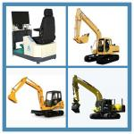 2013 Excavator training equipment-
