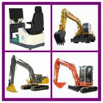 2013 Excavator teaching device-
