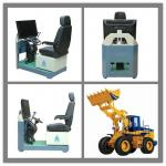 Loader training instrument-